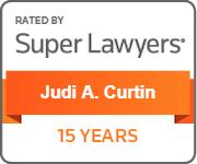 SuperLawyer Judi Curtin
